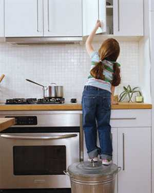 TIPS FOR DESIGNING KITCHENS WITH BABIES AND CHILDREN - Jasper Design