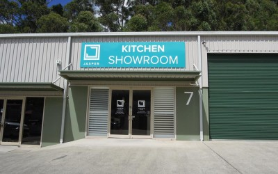 Showroom at West Gosford