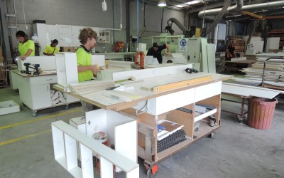 Onsite Assembly and Production