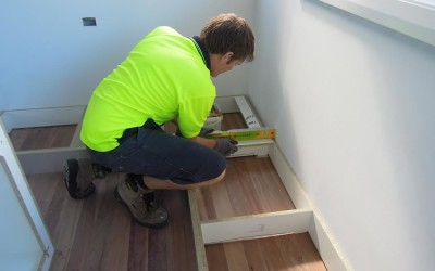 Professional Cabinet and Joinery Installations